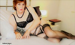 Let me entertain you! (rebeccajaynegrey) Tags: crossdresser transvestite transgender crossdress cd tgirl tg crossdressing