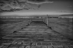 (cazador2013) Tags: embarcadero agua laguna albufera nubes cielo estrellas luces