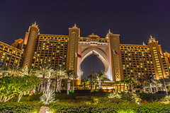 Atlantis on the Palm Main Entrance (lemien) Tags: uae dubai unitedarabemirates ae