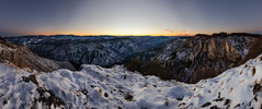 Rhodope mountains (Ivaylo Madzharov - Pictures from Bulgaria) Tags: rhodope mountain bulgaria landscape nature sunset winter snow rock