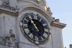 Cathédrale St Paul - Londres (FGuillou) Tags: londres london 伦敦 cathédrale st paul édifice horloge 时钟 clock