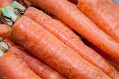 Bunch of raw unprepared carrots (Victor Wong (sfe-co2)) Tags: bunch carotene carrot carrots closeup cluster crunchy cuisine delicious diet food fresh freshness green group health healthy heap ingredient macro nutrition orange organic produce raw ripe root stack tuber uncooked unpeeled unprepared vegan vegetable vegetarian vitamin whole wholesome
