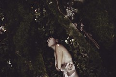 What else is there (Alessio Albi) Tags: wild portrait woman nature girl naked nude