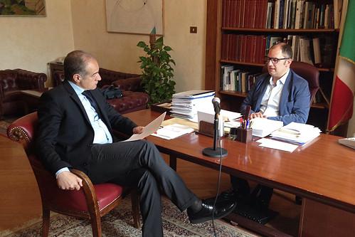Intervista On. Michele Bordo