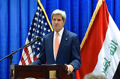 Secretary Kerry Holds News Conference Amid Series of Meetings in Baghdad (U.S. Department of State) Tags: iraq baghdad johnkerry