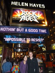 Rock of Ages Broadway 2013