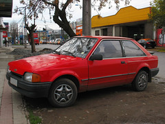 Ford Escort 1.6 GL 1989