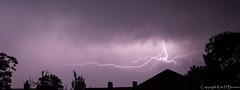 lightning storm (kimbenson45) Tags: sky storm nature night dark bolts thunderstorm lightningstrike