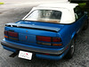 01 Pontiac Sunbird-Chevrolet Cavalier Baujahr 89-91 mit PVC-Scheibe und Nagelleiste Beispielbild von CK-Cabrio bw 01