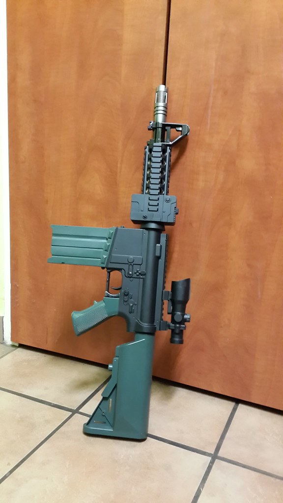 The World's newest photos of mod and rifle - Flickr Hive Mind