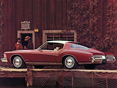 1973 Buick Riviera (biglinc71) Tags: buick riviera 1973