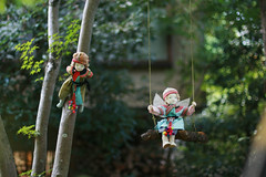 Creepy Dolls (otsukarekun) Tags: japan kyoto dolls creepy arashiyama