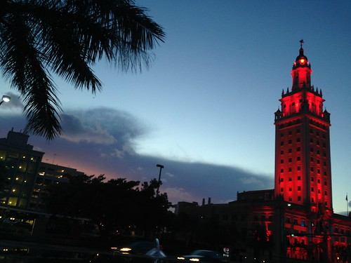 Miami right now - #nofilter