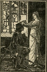 "Image from page 129 of ""Tales of the Round table; based on the tales in the Book of romance"" (1908)"