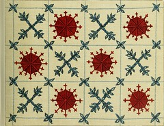 """Image from page 76 of """"The dictionary of needlework : an encyclopaedia of artistic, plain, and fancy needlework dealing fully with the details of all the stitches employed, the method of working, the materials used, the meaning of technical terms, and, wh"""