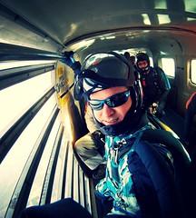 Skydiving 2011', camera check at the door (divemasterking2000) Tags: sky skydiving coast la flying al jump jumping gulf alabama dive diving center skydive lower canopy dropzone emerald parachuting parachute dz canopies skyjump gulfcoast elberta parachutes skyflying 2011 skyfly emeraldcoast loweralabama skyjumping emeraldcoastskydivingcenter