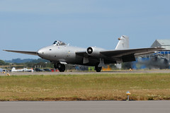 Canberra PR9, G-OMHD (XH134) (WestwardPM) Tags: canberra rnasculdrose canberrapr9 xh134 hmsseahawk gomhd midairsquadron