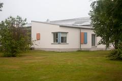 Vanhainkoti ja palvelukeskus Virranranta (anni.vartola) Tags: 1982 postmodernism kiuruvesi vanhainkoti finnisharchitecture oulunkoulu