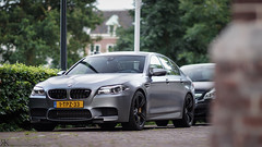BMW M5 F10 LCI Competition Package (Raoul Automotive Photography) Tags: logo photography grey kroes flat 5 sony nederland 85mm competition automotive f10 m turbo bmw series alpha cp package m5 v8 matte zwolle overijssel rk hoya a77 5series raoul biturbo lci t15 samyang