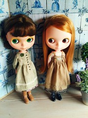 Mati and Lily