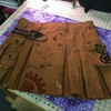 Custom steampunk kilt going to NJ. http://www.altkilt.com/steampunk