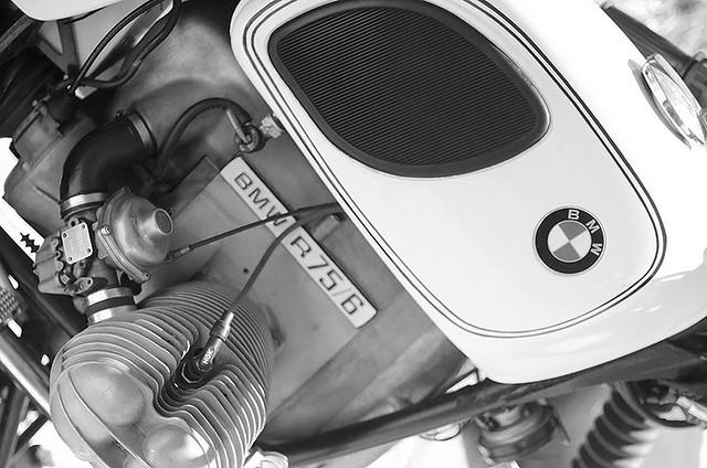 motorbike moto bmw r75 motocicleta 2014 750cc r756