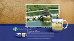 Starbucks City Mug Guiyang Desktop Wallpaper (Magic Ketchup) Tags: china mugs collection starbucks mug desktopwallpaper 08 guiyang cityicon