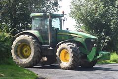 charity ireland rural august tractors longwood tractorrun edwardcosgrave