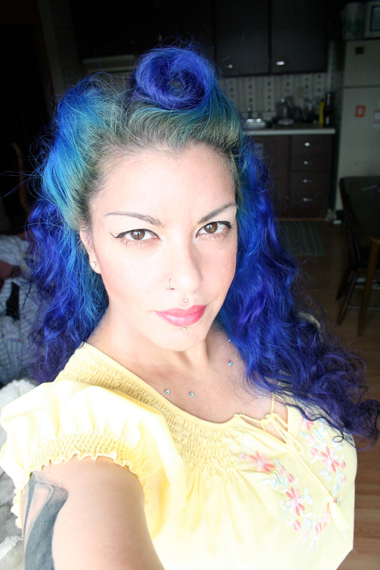 best hair styles in the world the world s best photos of alternativemodel and purplehair 5562