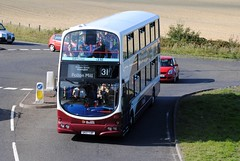 832 (Callum's Buses & Stuff) Tags: bus buses edinburgh gemini lothian lothianbuses gemini2 edinburghbus b9tl busesedinburgh busesb9tl buseslothianbuses
