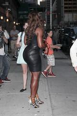 Black Venus - My passion (Jader Romani) Tags: nyc newyork unitedkingdom lateshow davidletterman serenawillaims