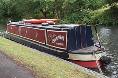 Emma (tim ellis) Tags: uk boat canal emma barge narrowboat kingsnorton wychnor stratforduponavoncanal worcesterandbirminghamcanal kingsnortonjunction bfm0814