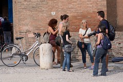 Flickar in Ferrara () Tags: street friends festival photography photo flickr foto photographer photos buskers ferrara fotografia amici stefano fotografo 2014 raduno trucco flickeriani zush stefanotrucco