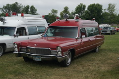 1968 Cadillac Miller-Meteor Classic 48 Ambulance (DVS1mn) Tags: ambulance limousine hearse professionalcars professionalcarsociety