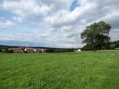 T D (germancute ***) Tags: germany landscape deutschland thüringen day cloudy dam thuringia landschaft talsperre tambach germancute