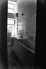 BAGNO (Salamone Giuseppe) Tags: bw white black abandoned nikon decay hell inferno bianco nero desolation d300 abbandoned abbandono decadenza desolute maggiordomo trashbit memoriaof hourofthesoul lodeallinviolato hauntingmono