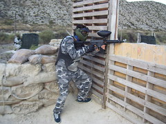 LA BESTIA 011 (Maskepaintball) Tags: labestia