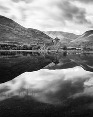Kilchurn Castle - Big Stopper (cgovan82) Tags: uk bw castle water landscape scotland blackwhite big nikon lee loch filters v1 stopper