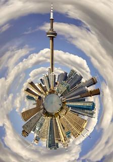 CN Tower by Jovan Jimenez