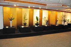Exhibition at Japan Faundation 2012 (www.lusywahyudi.com) Tags: flower art floral japan indonesia student nikon ikebana traditional free style valentine exhibition fresh teacher demonstration study member chapter arrangement rikka ikenobo shoka shimputai jiyuka
