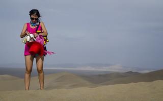 Mingsha Sand Dunes, Dunhuang