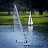 Model boating-03649 (Erik Norder) Tags: newzealand christchurch lake square sailing sail remotecontrol modelboat modelyacht sonyalpha550 eriknorder eriknorderphotography