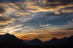 Cloudy sky (*Jonina*) Tags: sky clouds evening iceland 500views sland sk himinn 2000views 50faves 1500views 25faves fskrsfjrur faskrudsfjordur sdegi jnnagurnskarsdttir