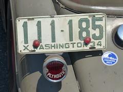 1934 Plymouth (bballchico) Tags: 1934 plymouth sedan duaneisackson ratbastardscarshow hotrod ratbastardsinfestationcarshow 2014 206 washingtonstate