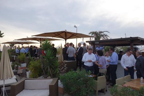 EPIC Dinner ECOC 2O14 Cannes - France (7)