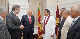 Spanish Minister of Foreign Affairs and Cooperation Call on the President
