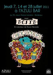 DCFTD // AZULI BAR