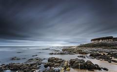 Lost City (paulosilva3) Tags: seascape praia beach bulb clouds canon big rocks laranja cliffs lee da meia filters stopper granja 6d longexpos