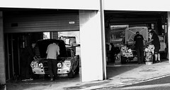 One of these belongs to Sally (adamnsinger) Tags: 6 ford pits sally hour mustang spa 92014