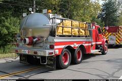 Brimfield Fire Department Tanker 1218 (Seluryar) Tags: ohio truck fire department tanker 1218 2014 brimfield brimfest